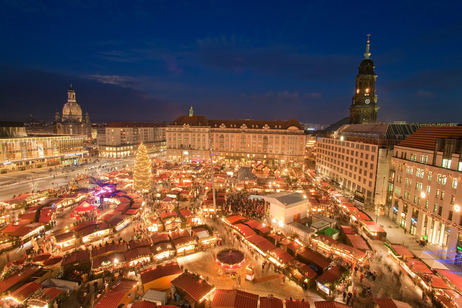 Nuremberg Christmas Market.3 Mesmerizing Christmas Markets In Germany